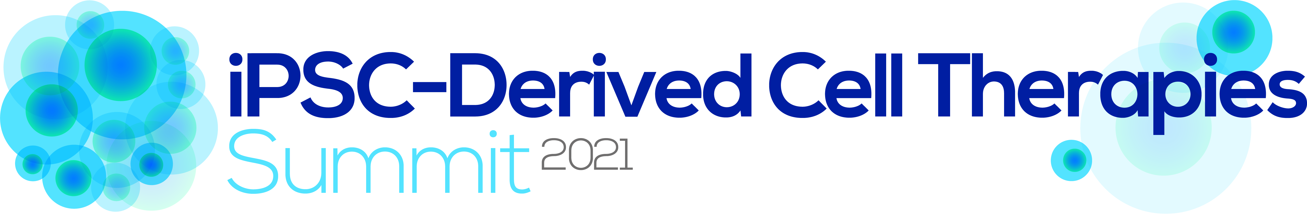 iPSC Derived Cell Therapies Summit 2021 logo